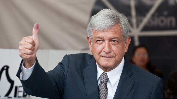 Mexican president-elect announces plans to slash salary of high-level officials