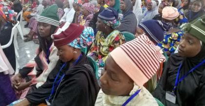 250 Widows of Fallen Heroes Get Support in Maiduguri
