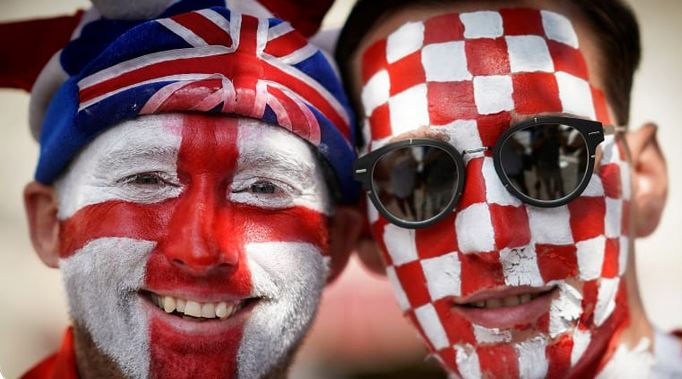 Analysis Croatia v England: With Historical Perspectives