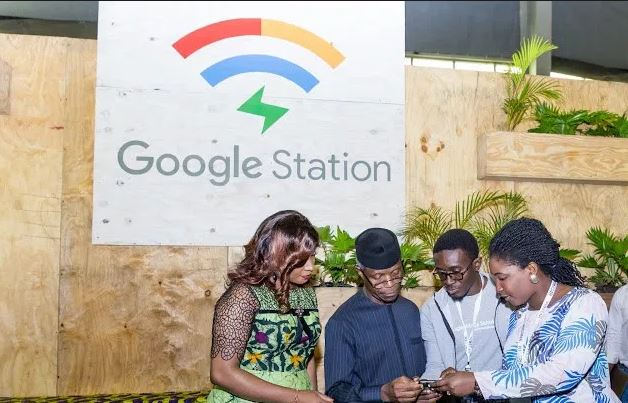 The hotspots will be launched in five Nigerian cities, Google said