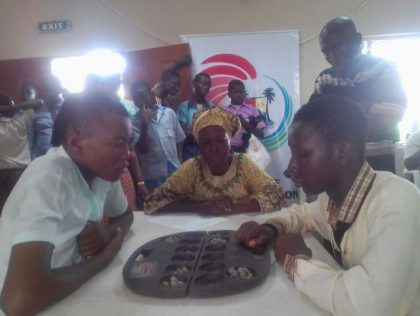 Students Display of Rare Skills Indicates Bright Future for Traditional Games in Lagos