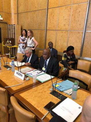 Amaechi represents Africa at the UN Road Safety Trust Fund Advisory Board