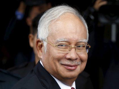 Najib Razaq, Malaysian Ex-PM Slammed with Money Laundering Charge
