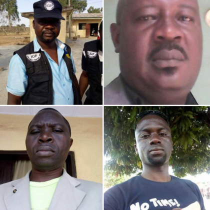 How 4 of DCP Kyari's IRT Were Ambushed, Killed in Rigasa Forrest by Kidnappers
