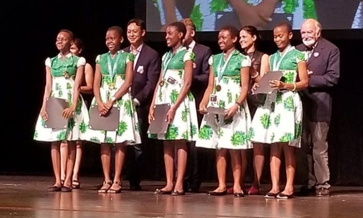 Anambra School Girls Win Gold in World Technovation Challenge at Silicon Valley US