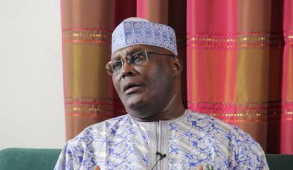 Atiku Commends Osinbajo Over Sack of DSS DG for NASS Blockage