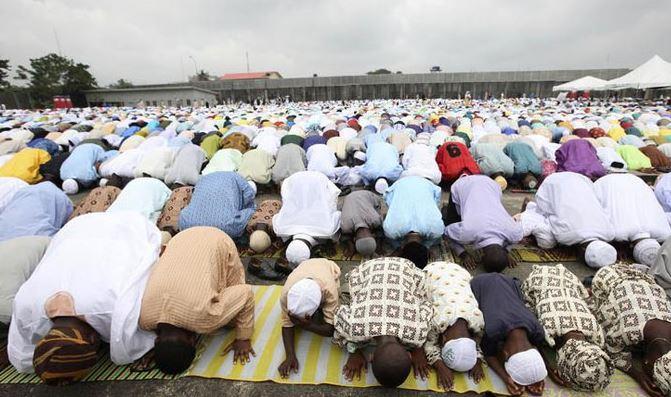 Catholic Church Preaches Love Tolerance to Muslims at Sallah