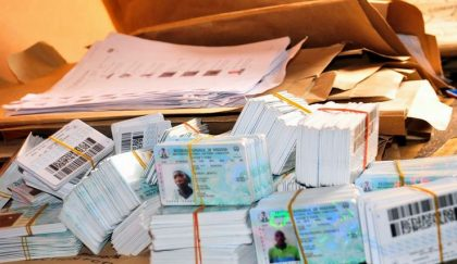 2019 Elections: 435,449 PVCs Yet to be Collected in Imo