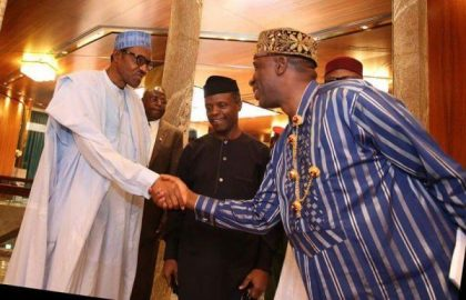 Buhari Names Campaign Organisation, Appoints Amaechi