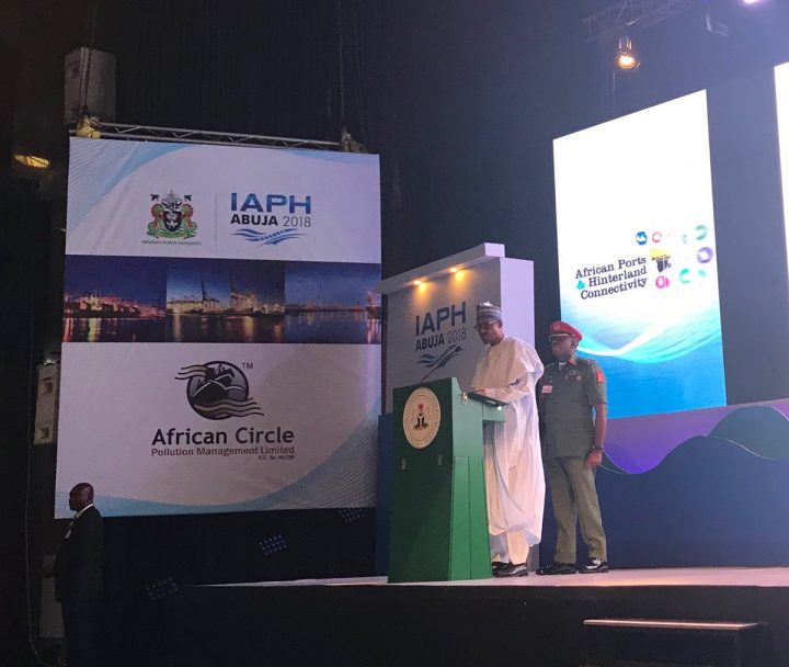 Buhari Advocates for Improved Ports Infrastructure for African Countries