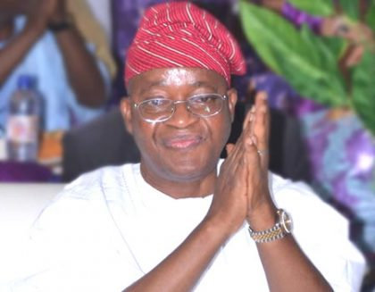 #OsunDecides: Oyetola Votes, Commends INEC Over Smooth Electoral Process