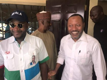 Karu Stakeholders Endorsed Engr. A. A. Sule for Nasarawa State Governor
