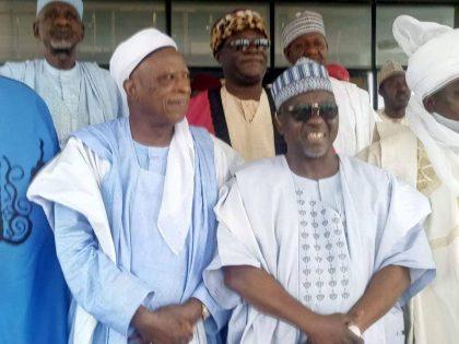 Gov. Almakura, Abdullahi Reconcile to Work for APC's Success in Nasarawa State