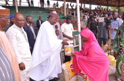 .@NePcni, Islamic Development Bank donate N83m Relief Package to 1,440 Households in the North East