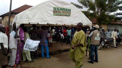 #OsunDeciedes : CSO Commends High Voter Turnout