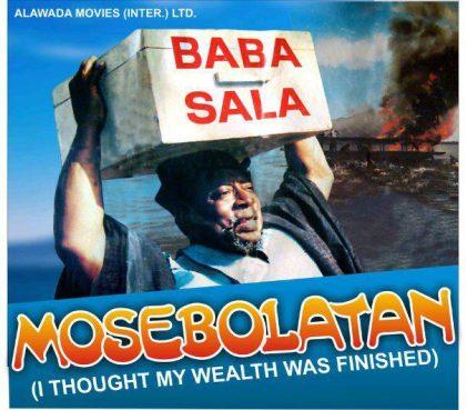 "Jide Kosoko, ""Kanran'' others mourn Ace Yoruba comedian, ""Baba Sala''"