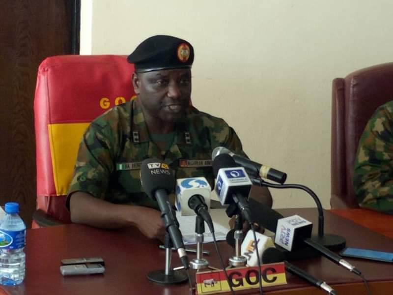 Du Pond: Update on The Remains, Shallow Grave Where Gen. Alkali was Buried – Nigerian Army