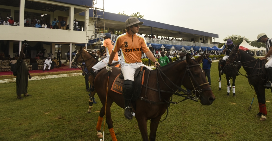 Kaduna Lights Up As Centenary 2018 Polo Tourney Enters