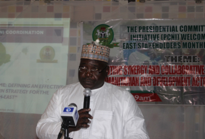 Partners Deliberate on Return of IDPs to Liberated Communities – @NePcni