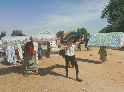 PCNI and MCRP Borno Distribute NFIs to 1,743 Households in 10 Communities, Sets GRM Mechanism in Motion