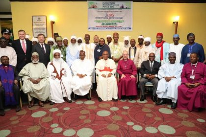President Buhari's Speech At Interfaith Initiative for Peace Conference on Religious Harmony