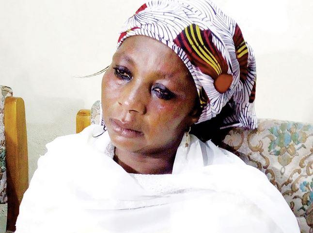 Buhari Calls Rebecca Sharibu, Assures Safe Return of Leah