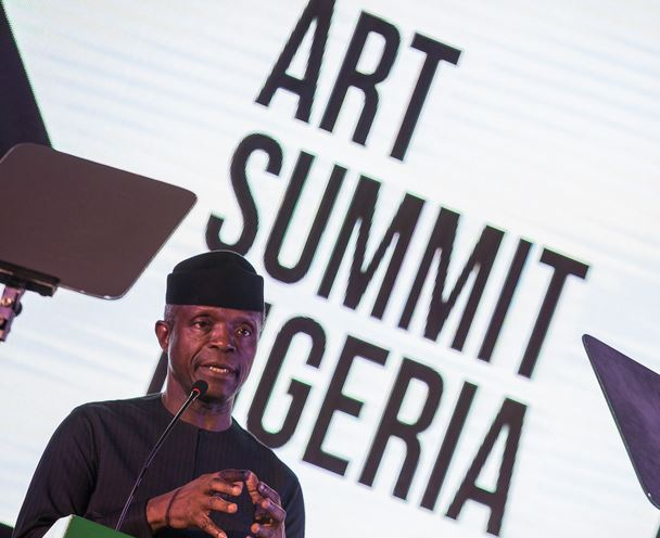 We are Training Over 3,000 Youths in Animation, Screen Writing — Osinbajo