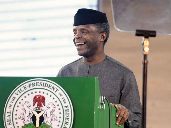 Osinbajo to Speak Pidgin at `HIYA Nigeria' Inaugural Broadcast