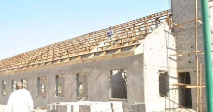 Borno Commences Reconstruction of 500 Homes in Destroyed Community