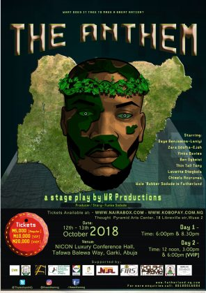 The Anthem – A Tale of Utopian Nigeria