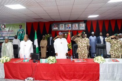President Buhari's Speech at COAS Conference 2018 in Maiduguri
