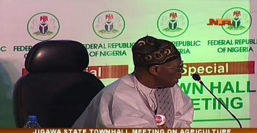 Opposition Will not Derail our Agricultural Revolution- FG