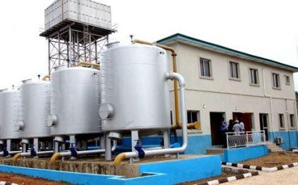 Lagos Govt Repairs Akute Intakes Water Leakages