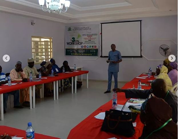 PCNI Trains Journalists on Humanitarian and Development Reporting – Alkasim AbdulKadir
