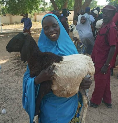 Borno MCRP Flags-off Distribution of Ruminants in Bama – @NePcni