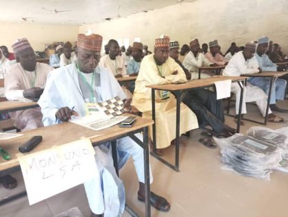 MCRP Trains 360 Community Peace Group Members in Borno State