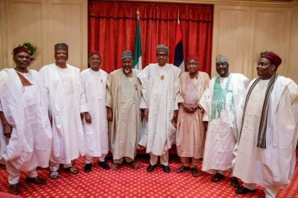 President Buhari Stresses Need For Genuine Reconciliation of APC Members as He Receives Former Gov. Ganduje's Deputy and Others Back to the Party
