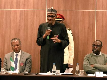 President Buhari Responds to Cloning Allegation