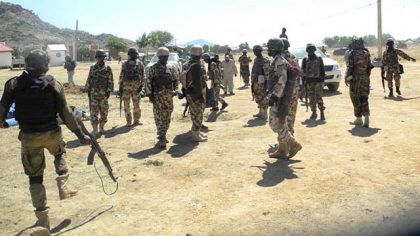 Troops neutralise criminals in Benue, arrest militia gang in Nasarawa state