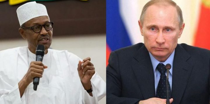 Nigeria, Russia Sign Treaty on Criminal Matters
