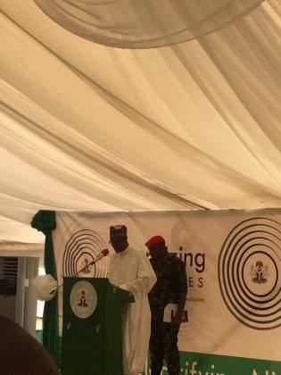 #PMBinAba President Buhari Promises More Infrastructure