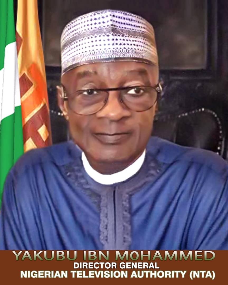 NTA DG, Mallam Yakubu Ibn Mohammed