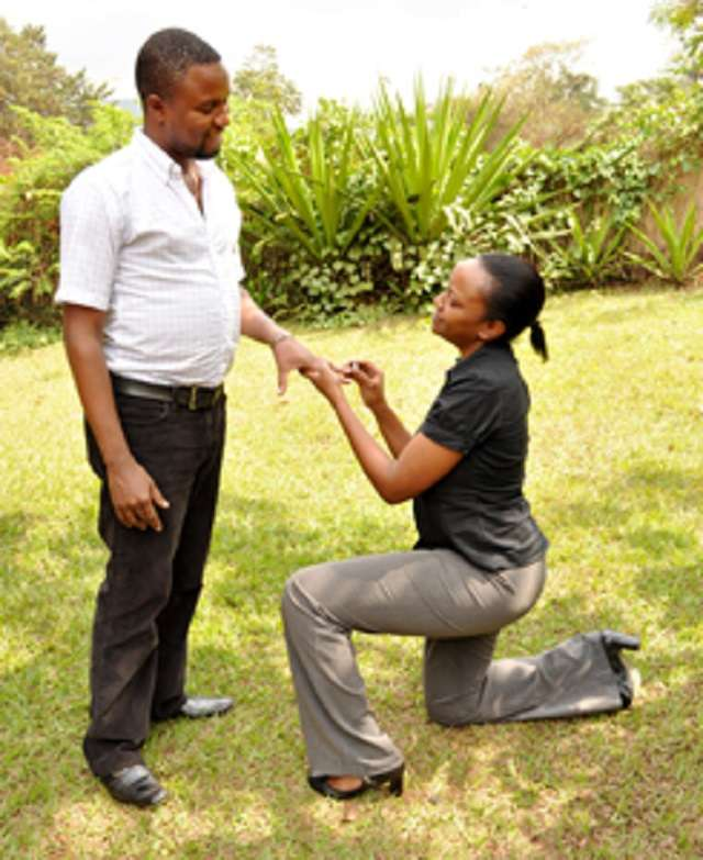 Nigerians speak on women making marriage proposals to men