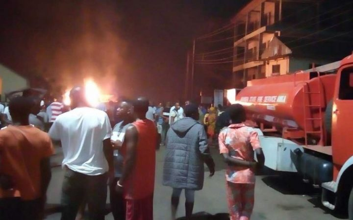 Police Confirm 7 Dead in Anambra Tanker Fire