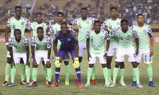 U-20 AFCON: Flying Eagles Forced to a Goalless Draw by South Africa