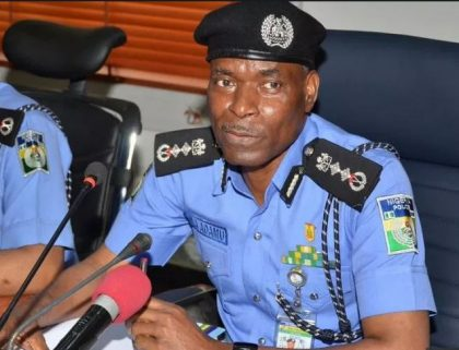 Acting IG-P Assures Neutrality of Police in the 2019 Elections