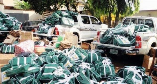 Ballot Boxes Set Ablaze in Lagos