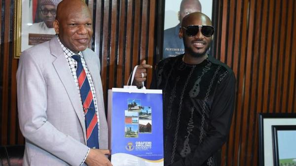 2face Idibia gets OAU's Honorary Award