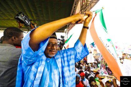 Former Minister of FCT, Bala Mohammed Wins Bauchi Guber Race