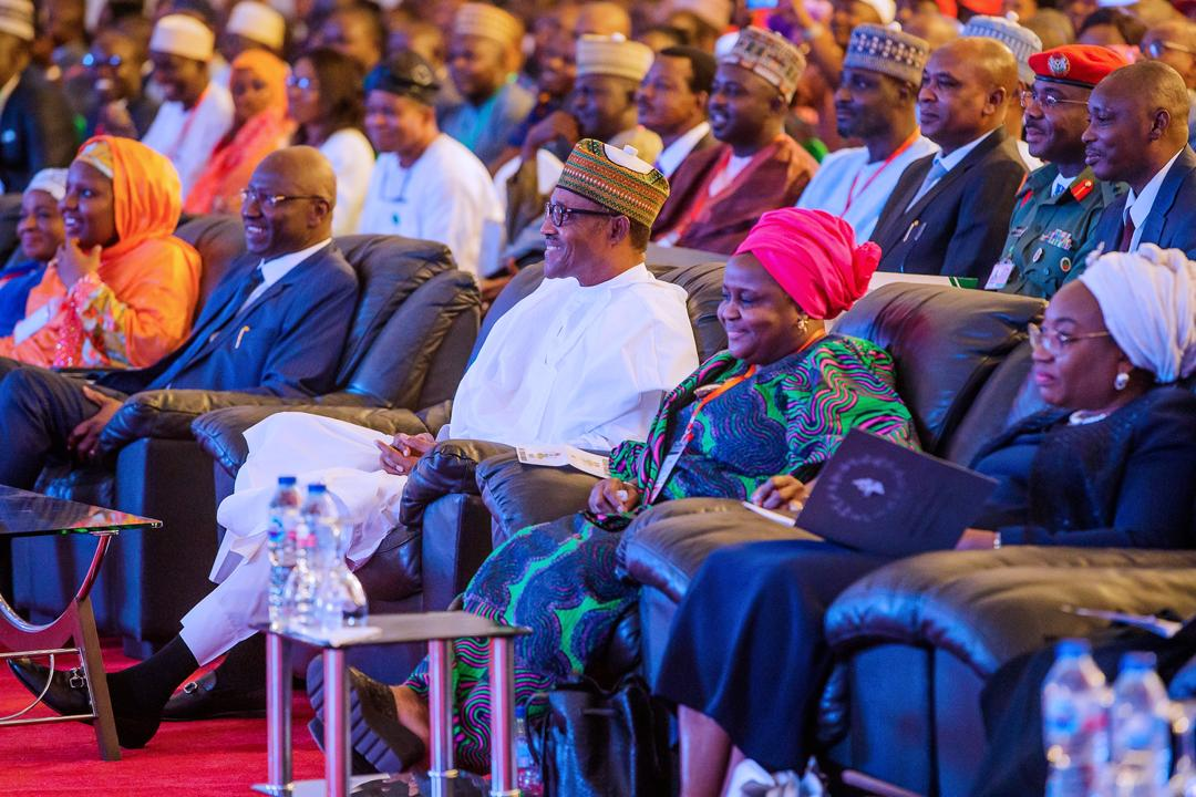 President Buhari's Speech at Launching of Micro-Pension Plan